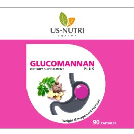 Glucomannan Plus – US-NUTRI PHARMA